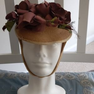 Vintage Hats Valerie Moda NY and Other Designers